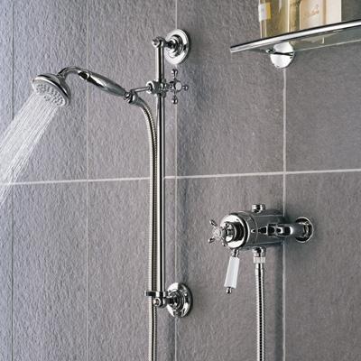 Como cambiar la flor de la ducha - Como limpiar la ducha ...