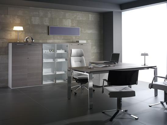 C mo decorar una oficina for Como decorar una oficina moderna
