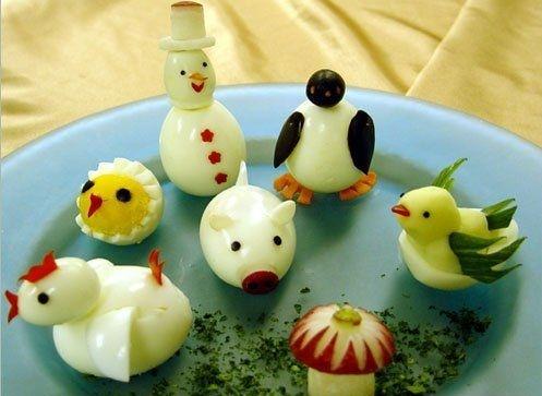 Adornos para platos de comida imagui - Como decorar platos ...