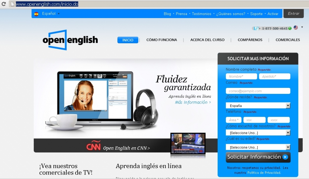 C mo aprender ingl s por internet - Como estudiar ingles en casa ...