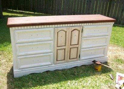 Como pintar muebles de madera - Muebles pino para pintar ...