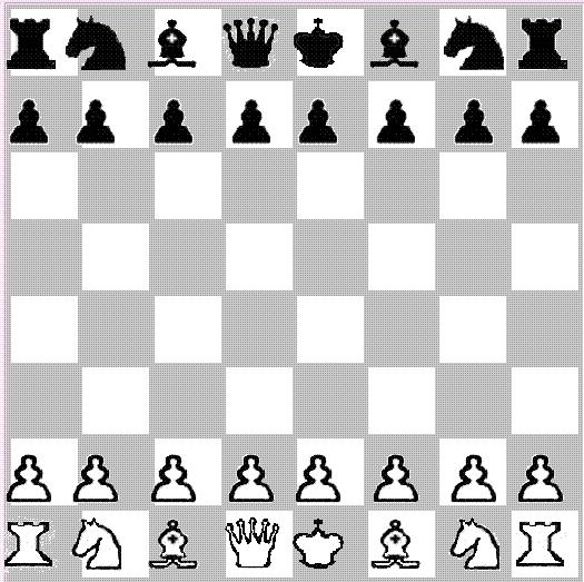 instrucciones para jugar ajedrez: