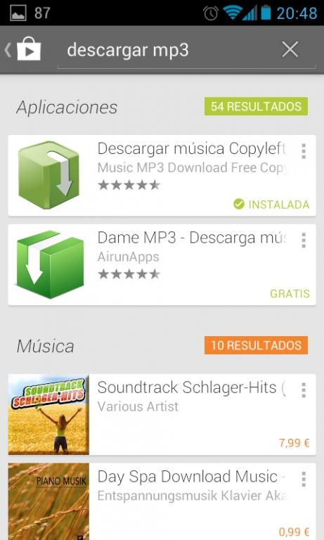 Free music downloader descargar.