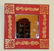 C mo decorar un espejo - Como decorar un espejo de bano ...