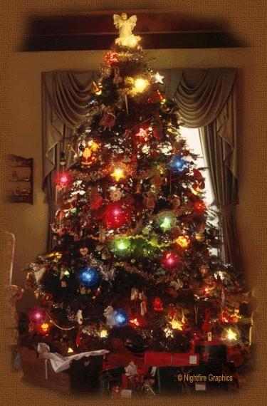 C mo armar y decorar el rbol de navidad video - Arboles de navidad colores ...
